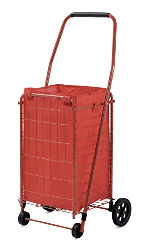 41KlFO8elgL - 10 Best Folding Shopping Carts