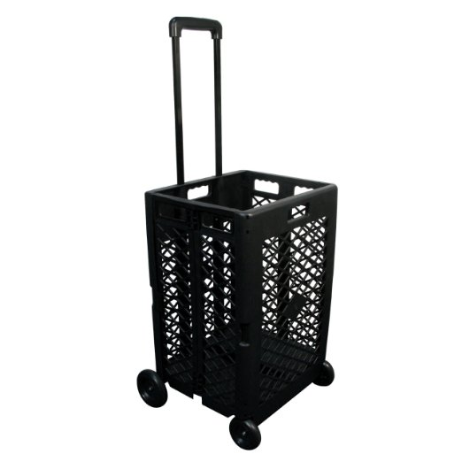 815byAH7jPL. SX522  - 10 Best Folding Shopping Carts