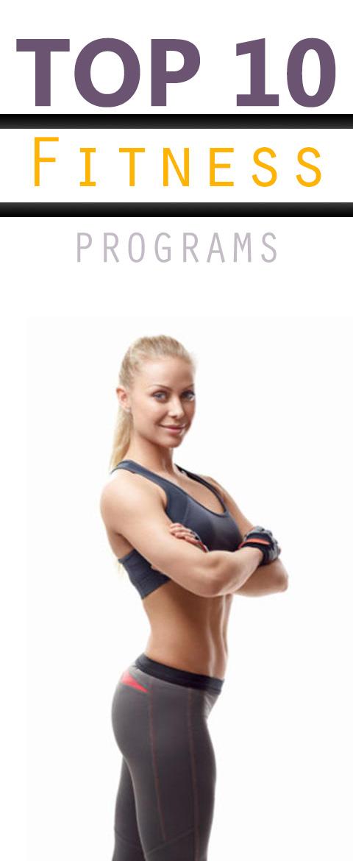 Top 10 Fitness Programs - Top 10 Fitness Programs