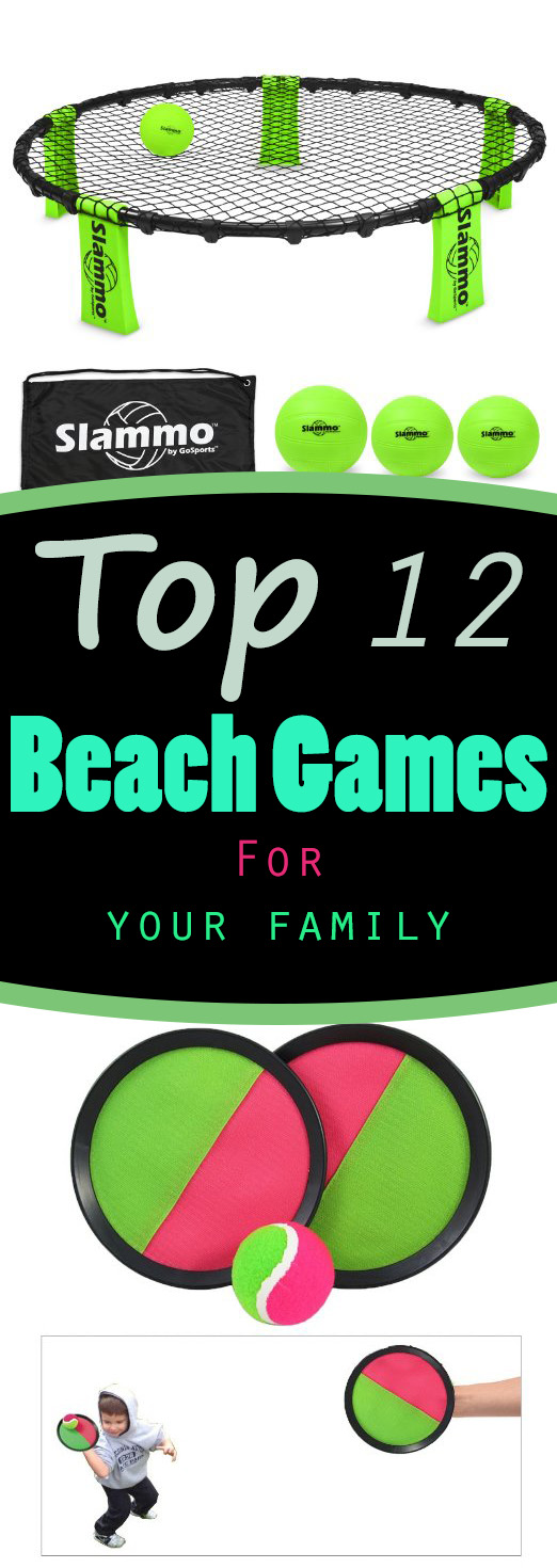 Top 12 Beach Games For Your Family - Top 12 Beach Games For Your Family