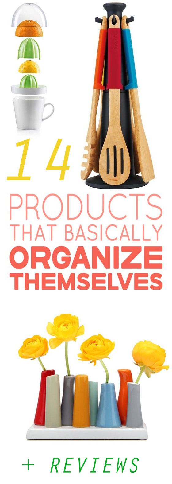 14 Products That Basically Organize Themselves - 14 Products That Basically Organize Themselves