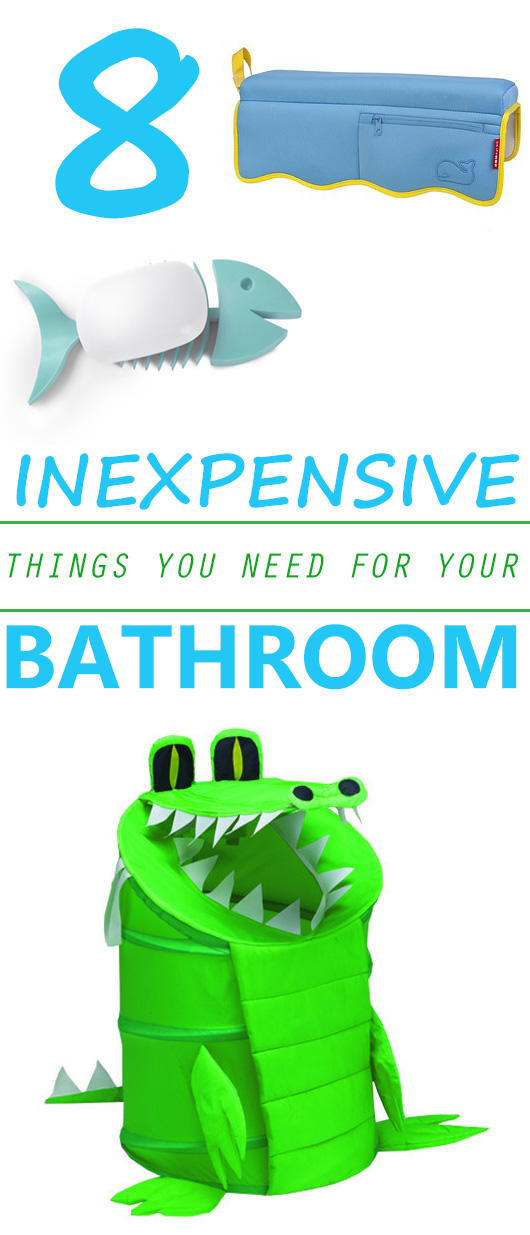8 INEXPENSIVE Things You Need For Your BATHROOM - 8 INEXPENSIVE Things You Need For Your BATHROOM
