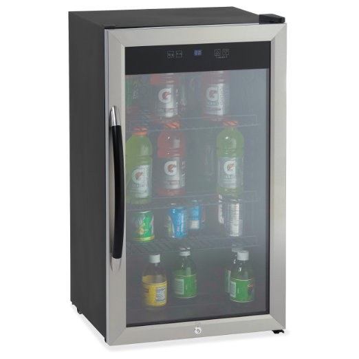81Ku9AUgyvL. SX522  - Top 10 Best Beverage Refrigerator + Reviews
