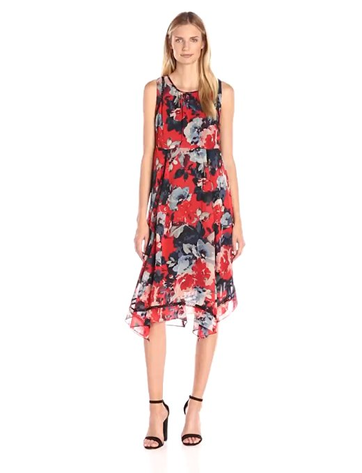 81LRpHOScRS. UY679  - FLORAL DRESSES WE LOVE - Meet The Season's Freshest Styles From Brands Like LARK & RO