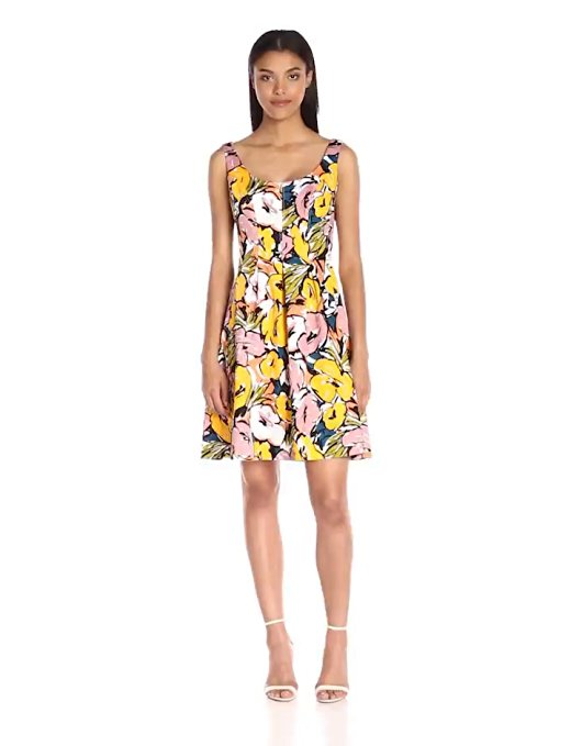 81qTaUJKjKS. UY679  - FLORAL DRESSES WE LOVE - Meet The Season's Freshest Styles From Brands Like LARK & RO