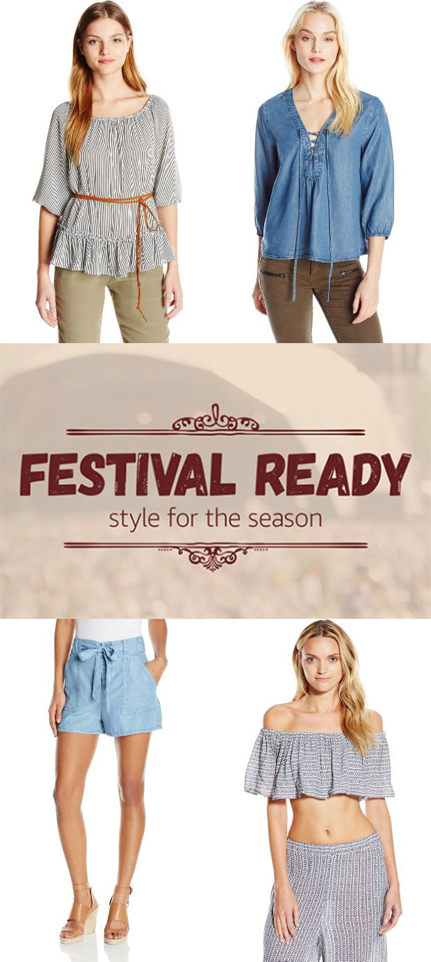 Festival Ready Style For The Season - FESTIVAL READY - Style For The Season