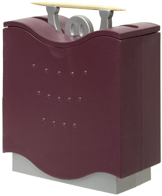 Weight Lifter Toothpick Holder. Colors May Vary - Can You Get Through This Post Without Spending 50$?