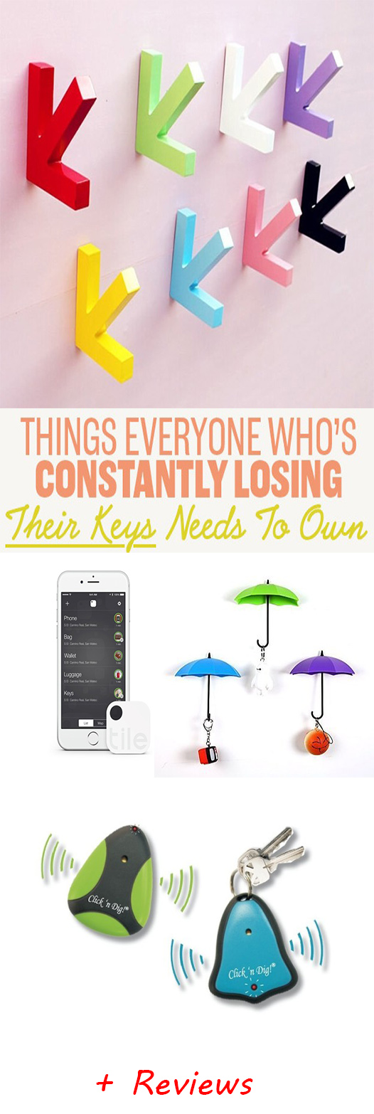 THINGS EVERYONE WHOS CONSTANTLY LOSING Their Keys Needs To Own Reviews - THINGS EVERYONE WHO'S CONSTANTLY LOSING Their Keys Needs To Own + Reviews!