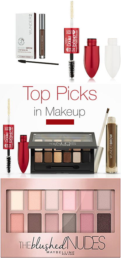 Top Picks in Makeup - Top Picks in Makeup!