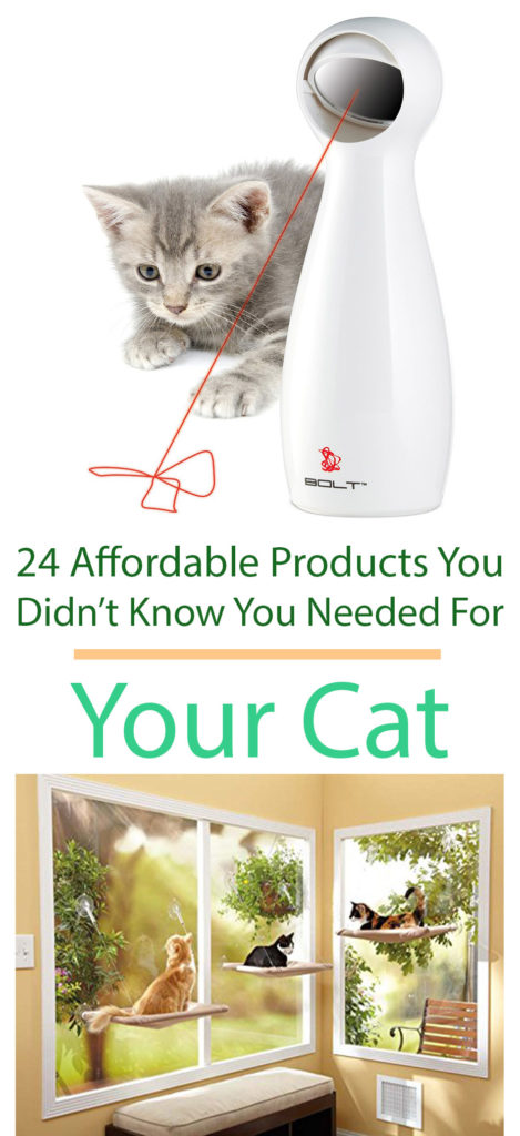 24 Affordable Products You Didnt Know You Needed For YOUR CAT Reviews 469x1024 - 24 Affordable Products You Didn't Know You Needed For YOUR CAT! + Reviews