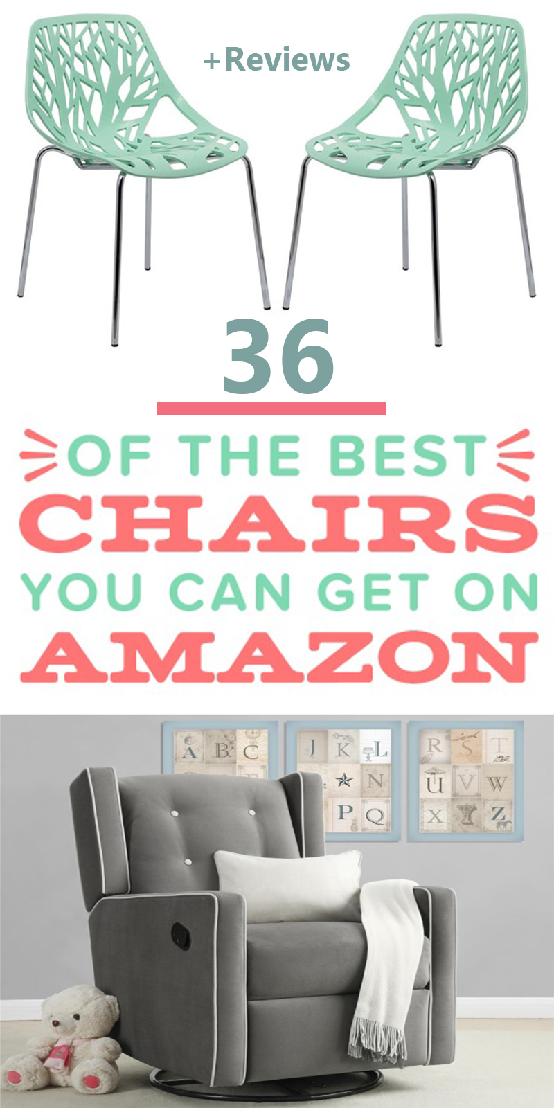 36 OF THE BEST CHAIRS YOU CAN GET ON AMAZON REVIEWS - 36 OF THE BEST CHAIRS YOU CAN GET ON AMAZON + REVIEWS