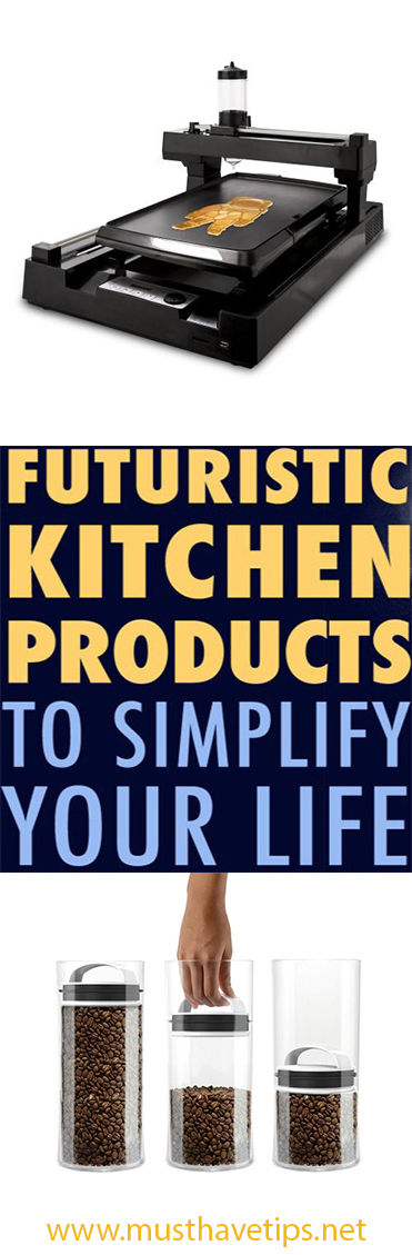FUTURISTIC KITCHEN PRODUCTS TO SIMPLIFY YOUR LIFE Reviews - FUTURISTIC KITCHEN PRODUCTS TO SIMPLIFY YOUR LIFE! + Reviews