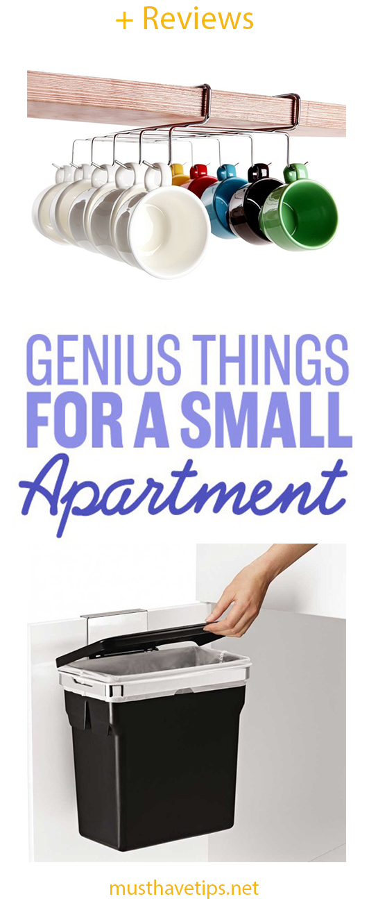 GENIUS THINGS FOR A SMALL Apartment Reviews - GENIUS THINGS FOR A SMALL Apartment + Reviews