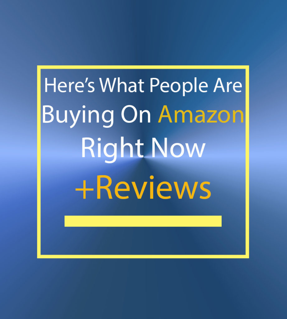 Heres What People Are Buying On Amazon Right Now Reviews 922x1024 - Here's What People Are Buying On Amazon Right Now + Reviews