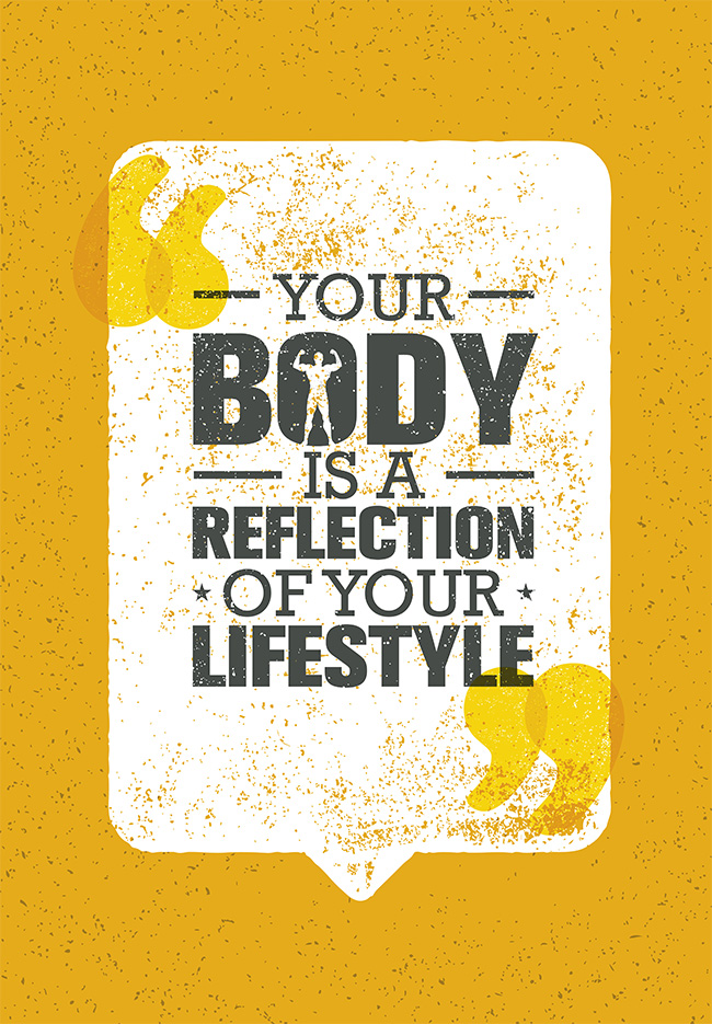 Your body is a reflection of your lifestyle - Unlock Your Hip Flexors