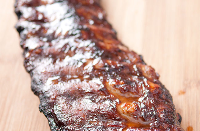 BBQ Ribs 650x426 - Simple BBQ Ribs Recipe