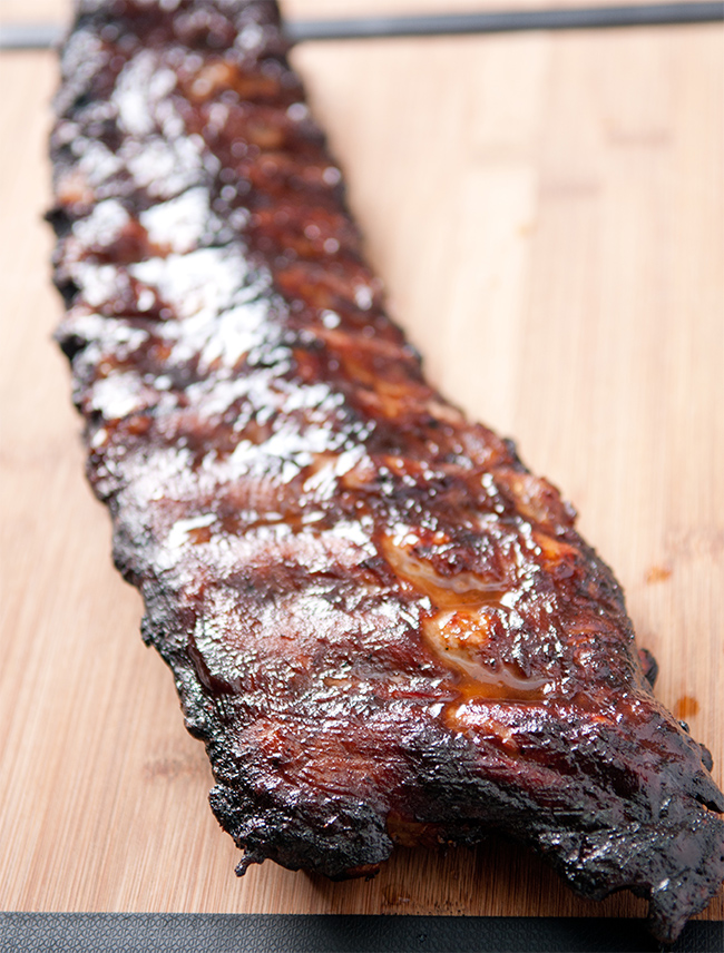BBQ Ribs - Simple BBQ Ribs Recipe