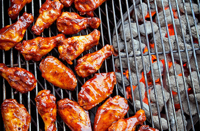 Delicious Honey BBQ Chicken 650x426 - Honey BBQ Chicken Recipe