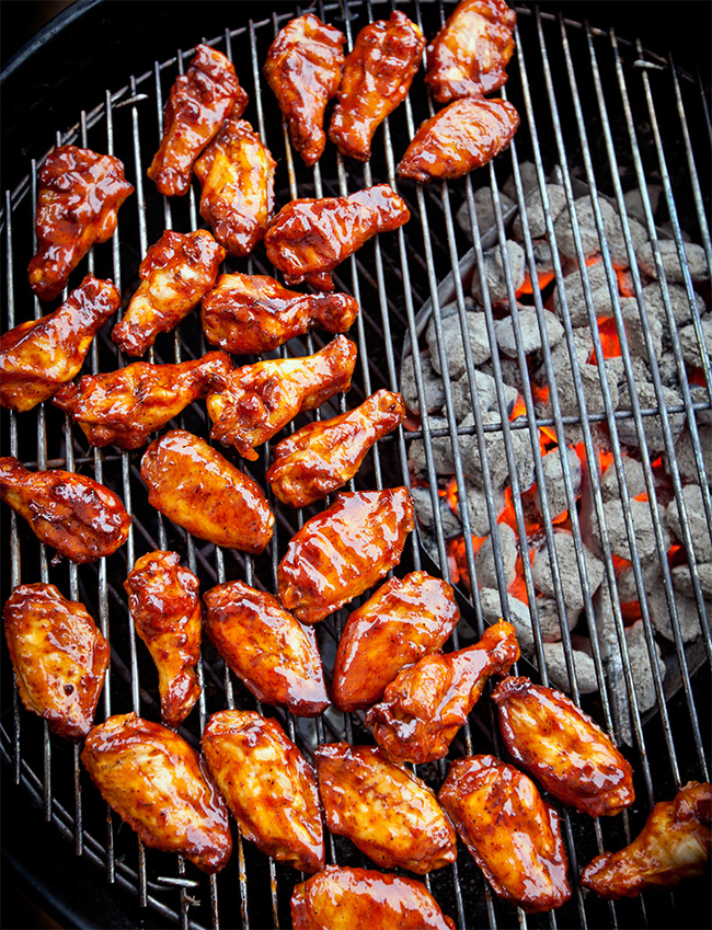 Delicious Honey BBQ Chicken - Honey BBQ Chicken Recipe