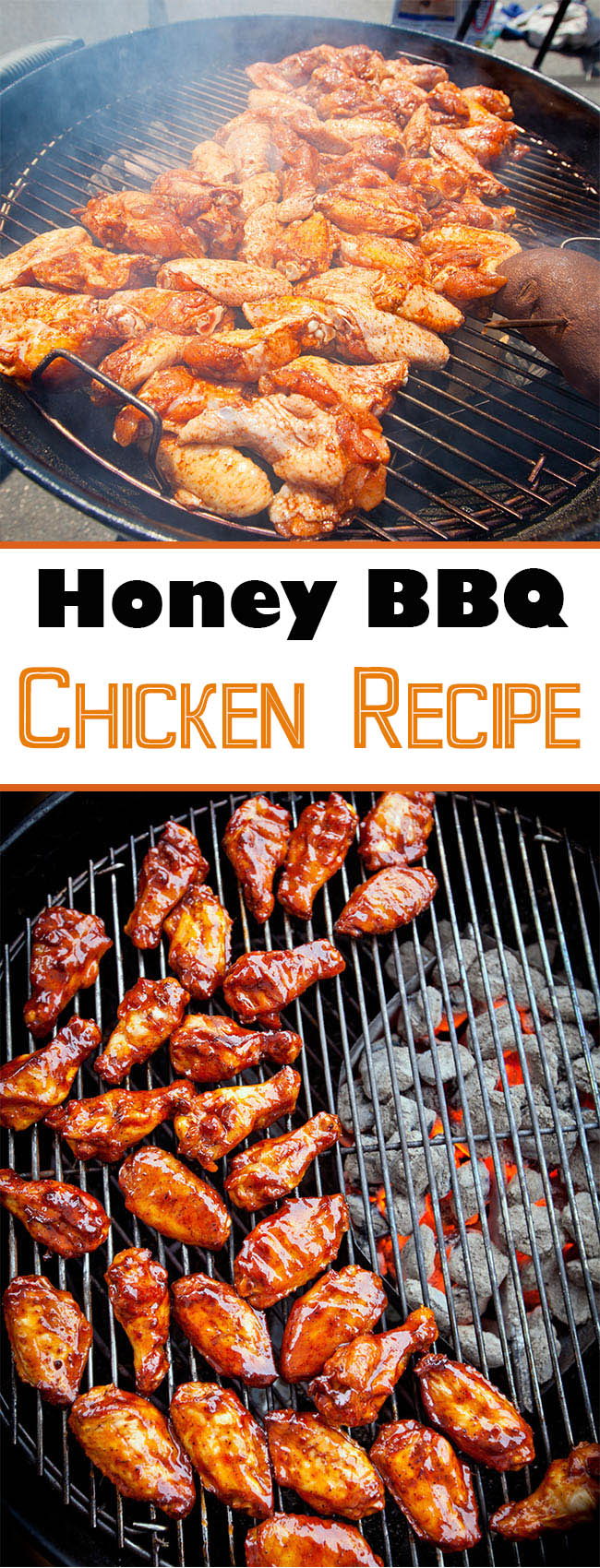 Honey BBQ Chicken - Honey BBQ Chicken Recipe
